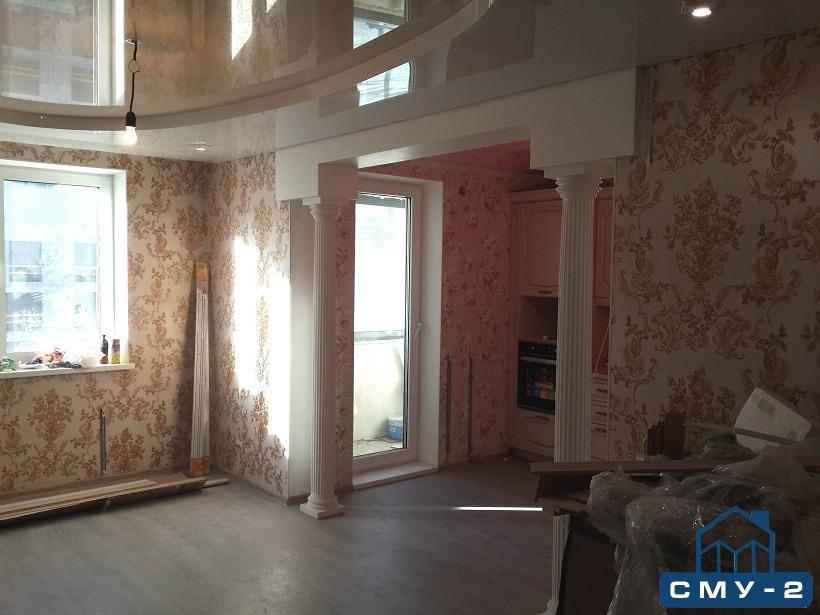 Завершенные работы: ремонт квартиры в ЖК Новин