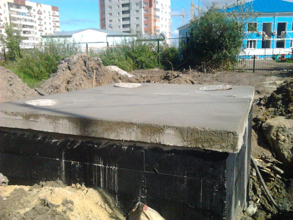 Ремонт и строительство тепловых сетей в Тобольске
