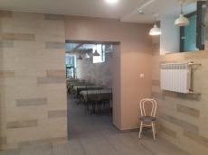 Ремонт «под ключ» — кафе «Пельменная» (г. Тюмень, ул. Республики, 28а) — от идеи до воплощения!