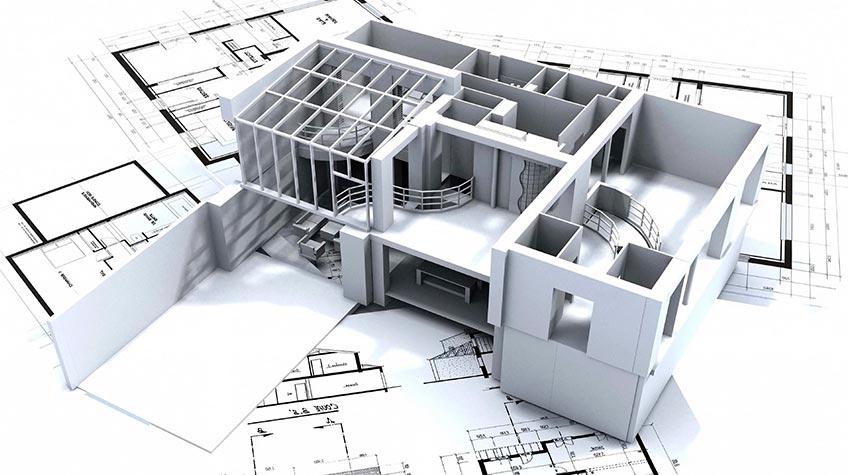 архитектурное проектирование гражданских зданий