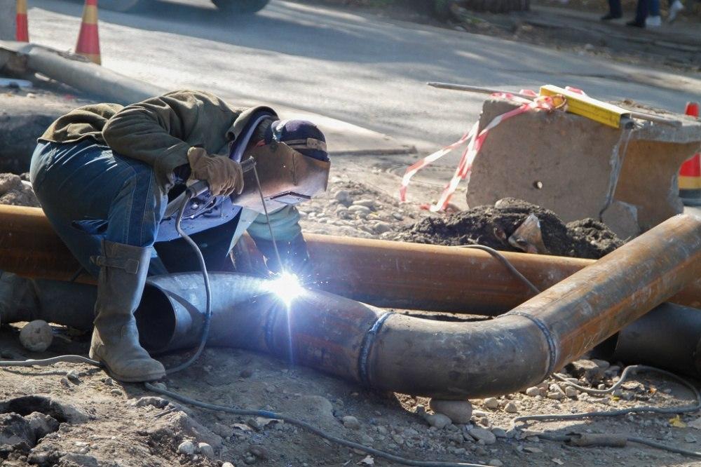 ремонт тепловых сетей в Тюмени