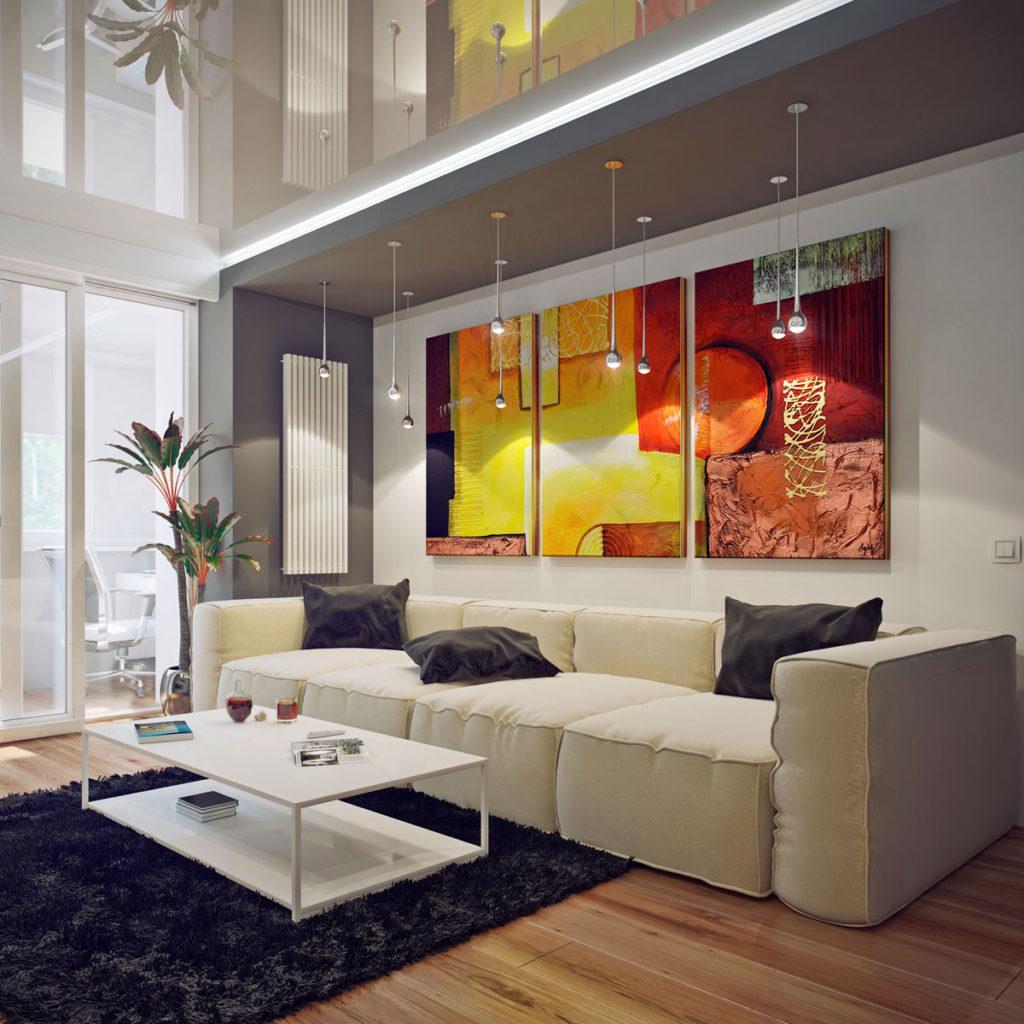 современный ремонт квартир 2020