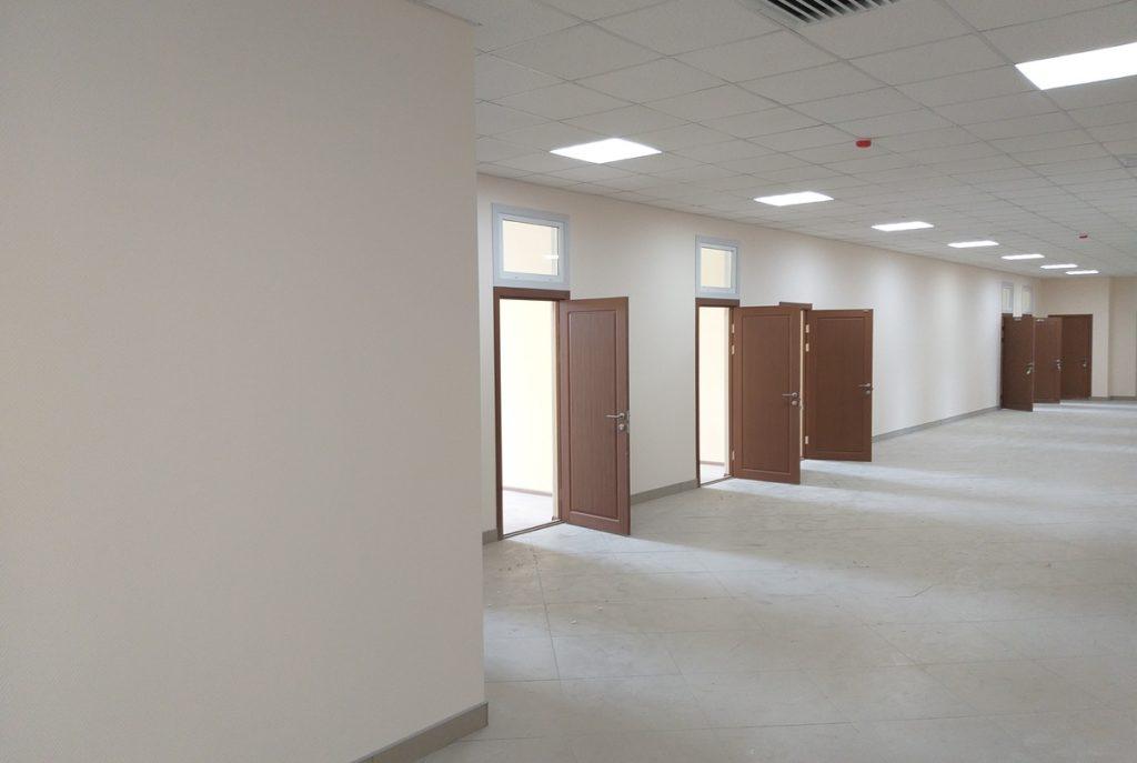 Ремонт административных зданий