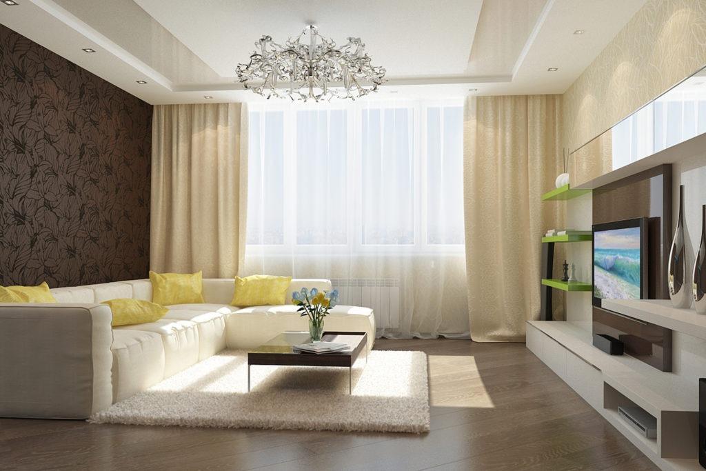 современный ремонт квартир Тюмень
