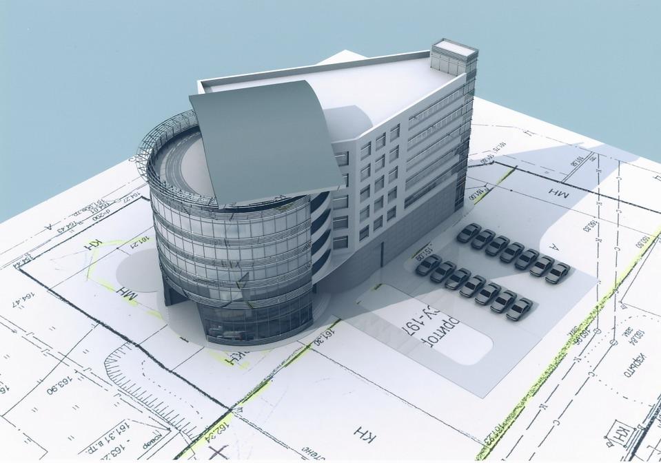 проектирование зданий и сооружение