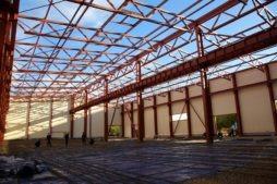Возведение промышленных зданий