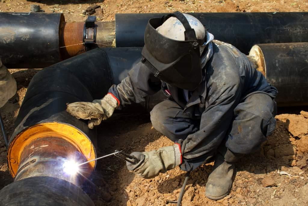 капитальный ремонт теплотрасс