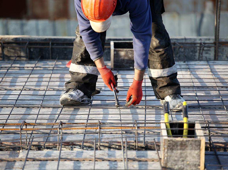 бетонные работы цены