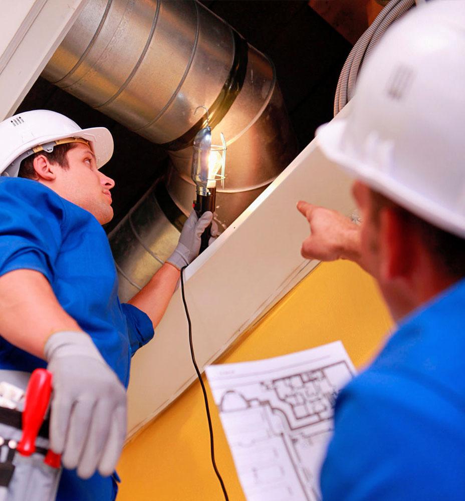 обслуживание и ремонт зданий