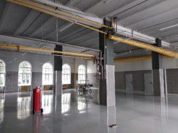 Ремонт промышленных зданий