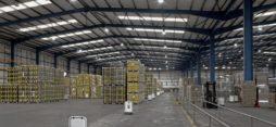 Обслуживание складских помещений