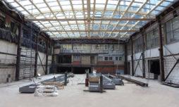 Ремонт производственных зданий