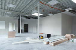 Содержание и ремонт помещений